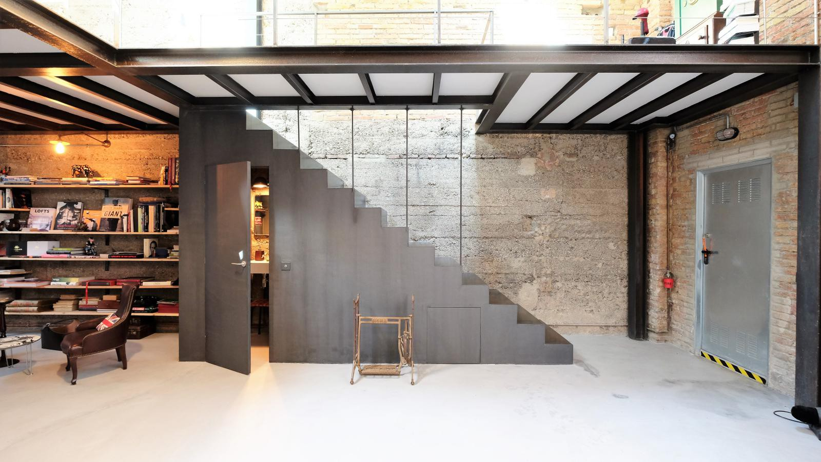 MG Eixample Inmobiliaria - loft-corcega
