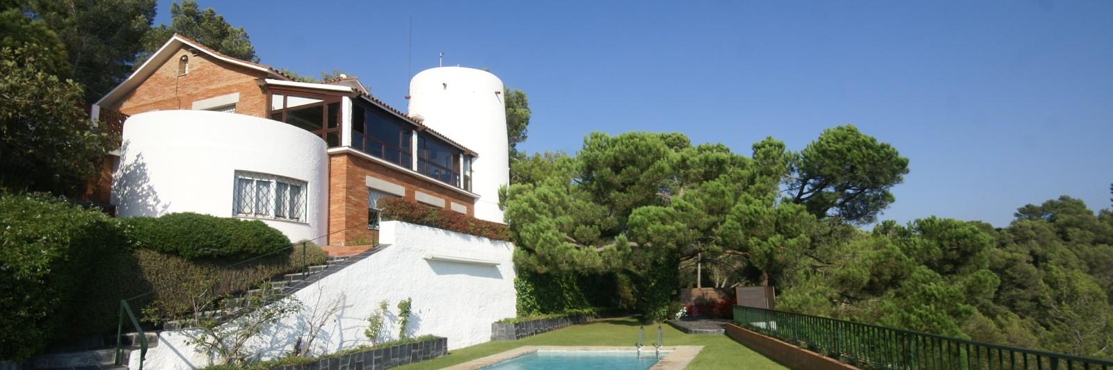 MG Inmobiliaria Sant CUgat - casa-vallvidrera