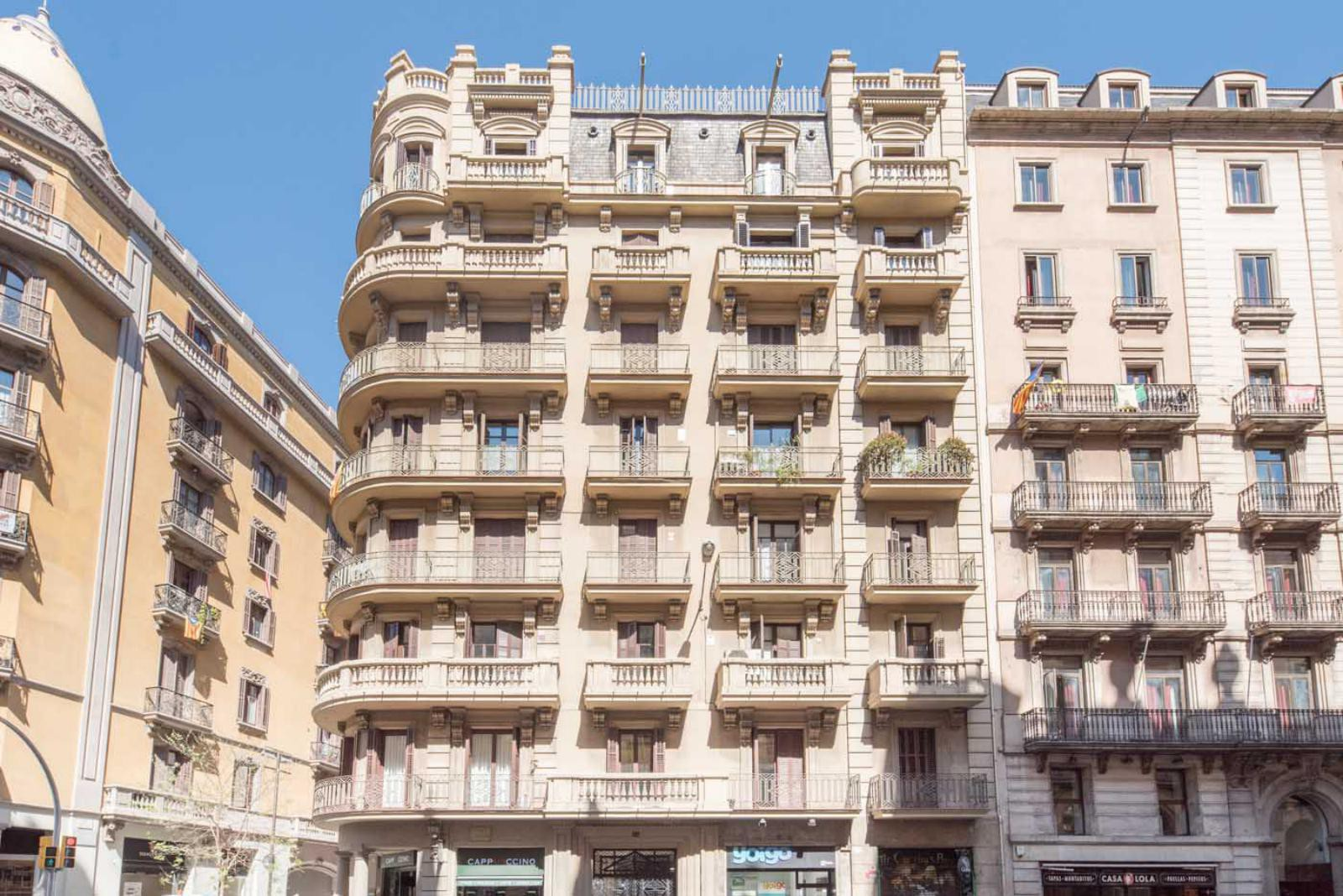 MG Eixample Inmobiliaria - born-via-laietana