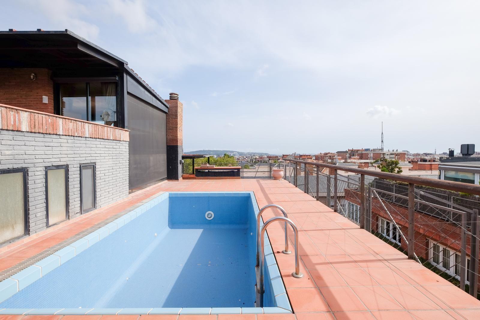 MG Inmobiliaria Barcelona - atico-tres-torres-angli-zona-alta