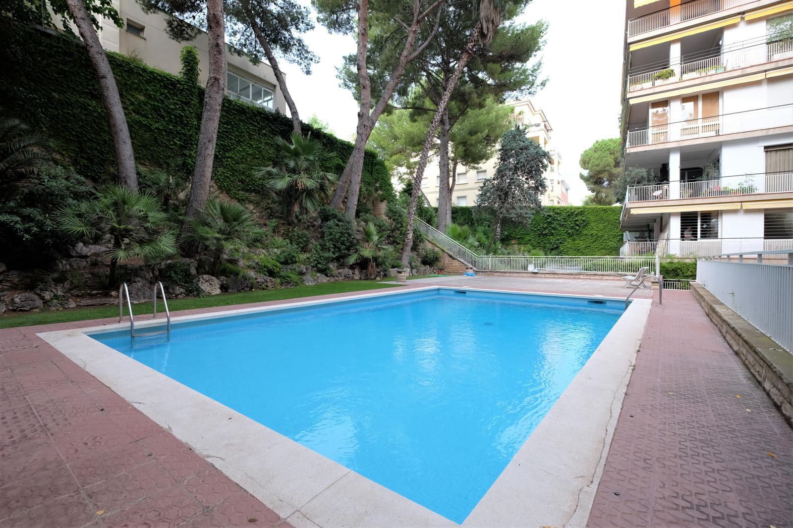MG Inmobiliaria Barcelona - bonanova-junto-escuelas-pias