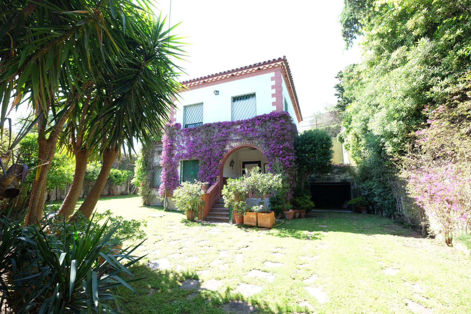 MG Inmobiliaria Barcelona - casa-pedralbes-casa