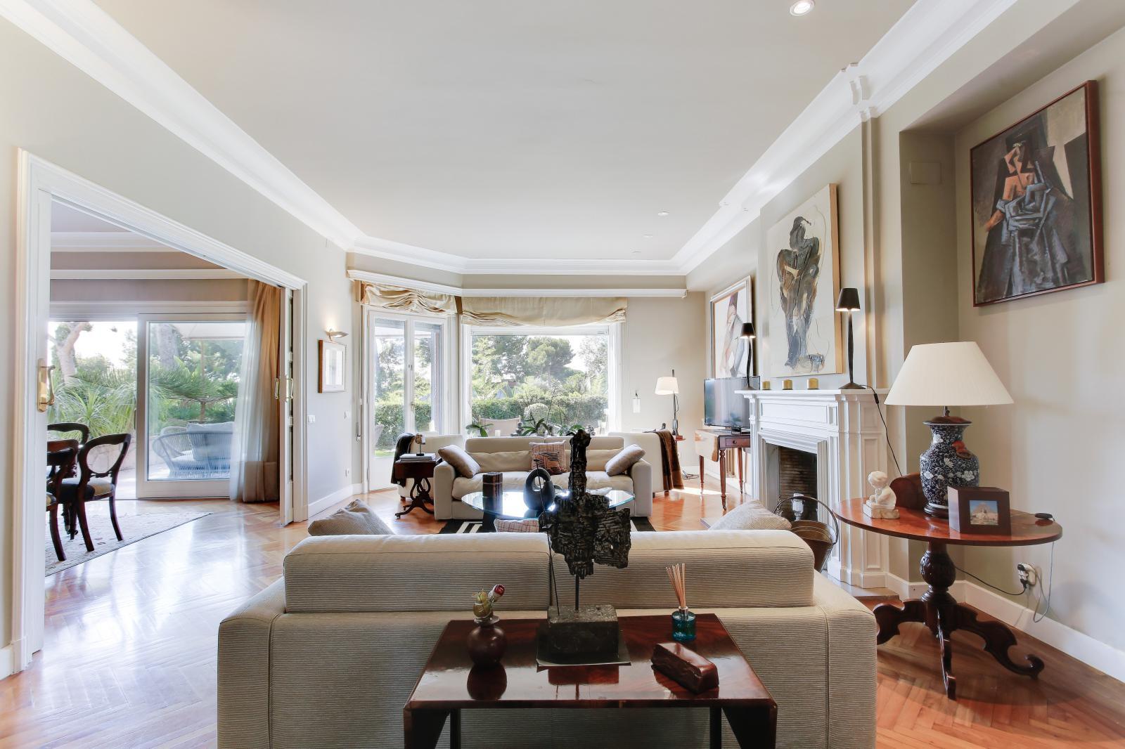 MG Inmobiliaria Barcelona - casa-pedralbes-sarria