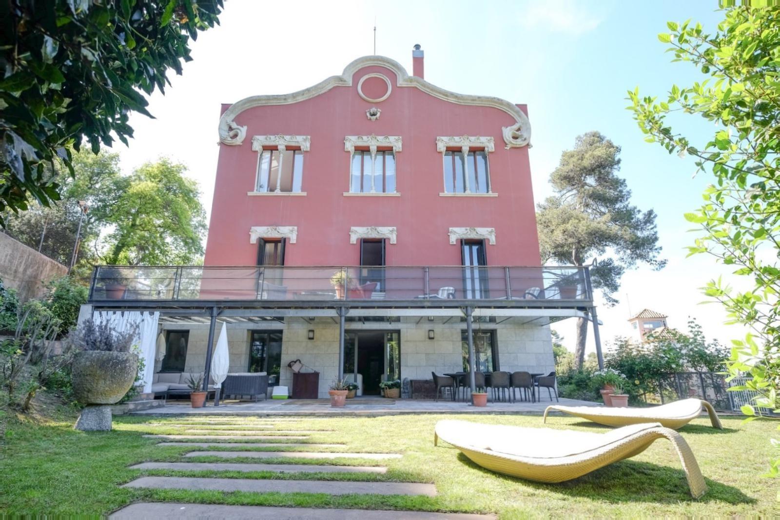 MG Inmobiliaria Barcelona - casa-tibidabozona-alta