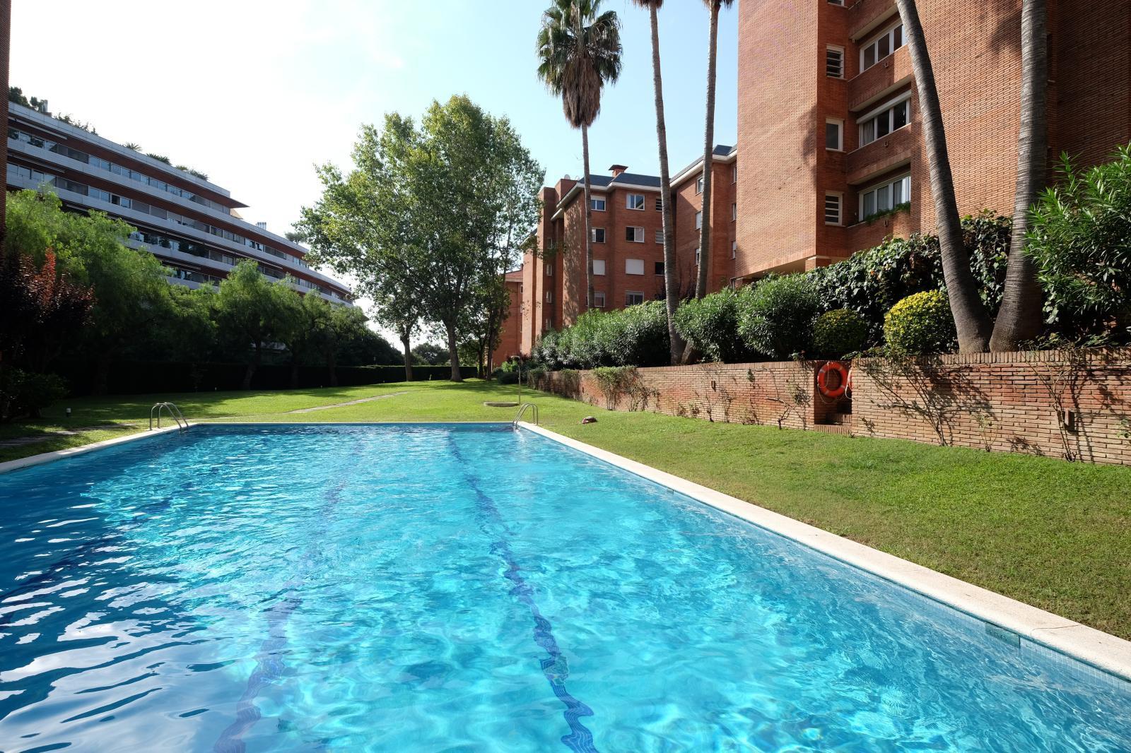 MG Inmobiliaria Barcelona - pedralbez-zona-alta