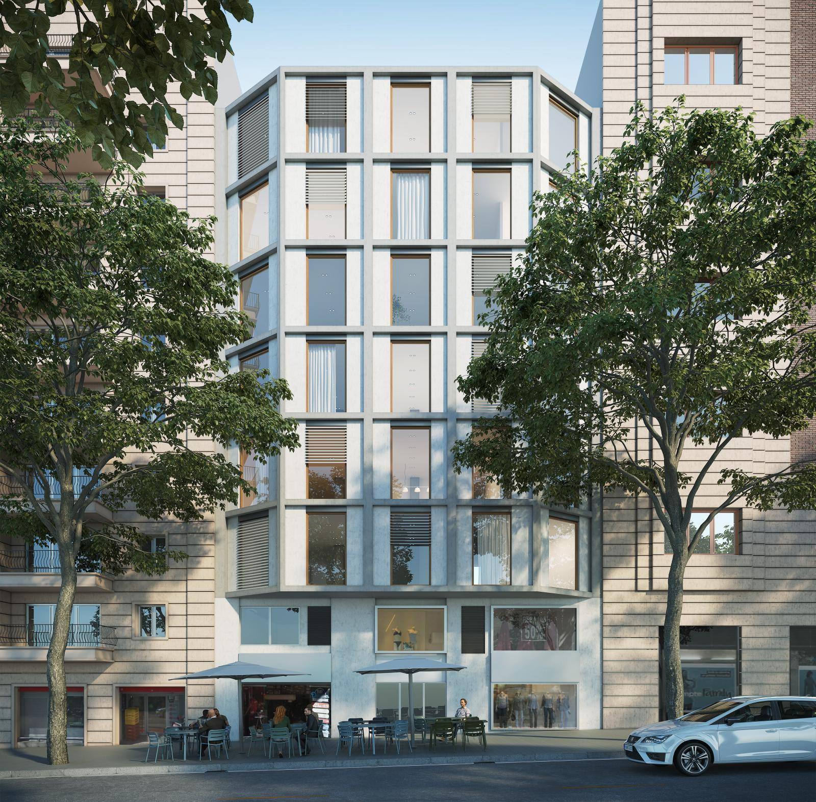 MG Inmobiliaria Barcelona - sarria-capitan-arenas-manuel-girona