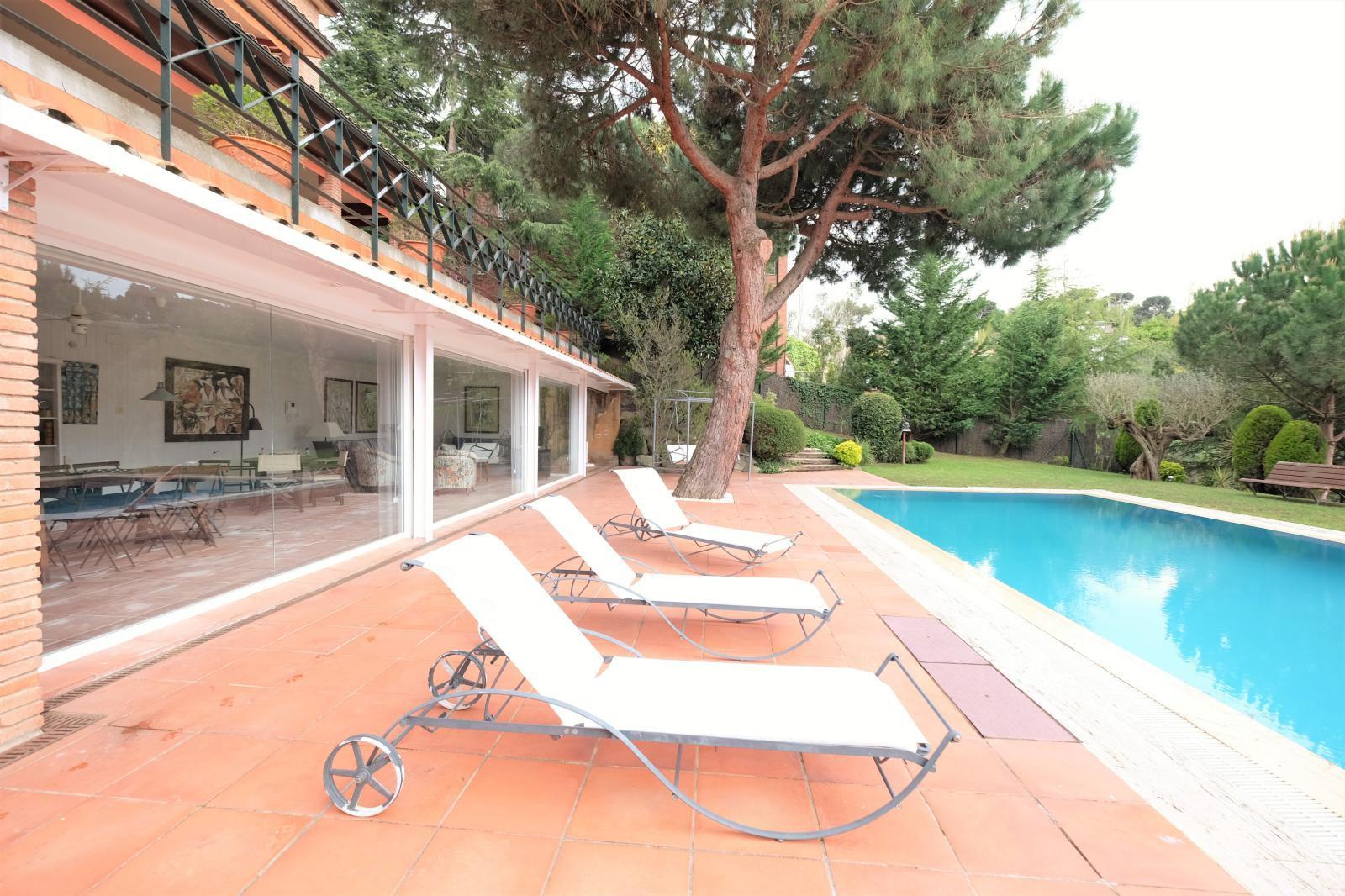 MG Inmobiliaria Barcelona - vallvidrera-casa